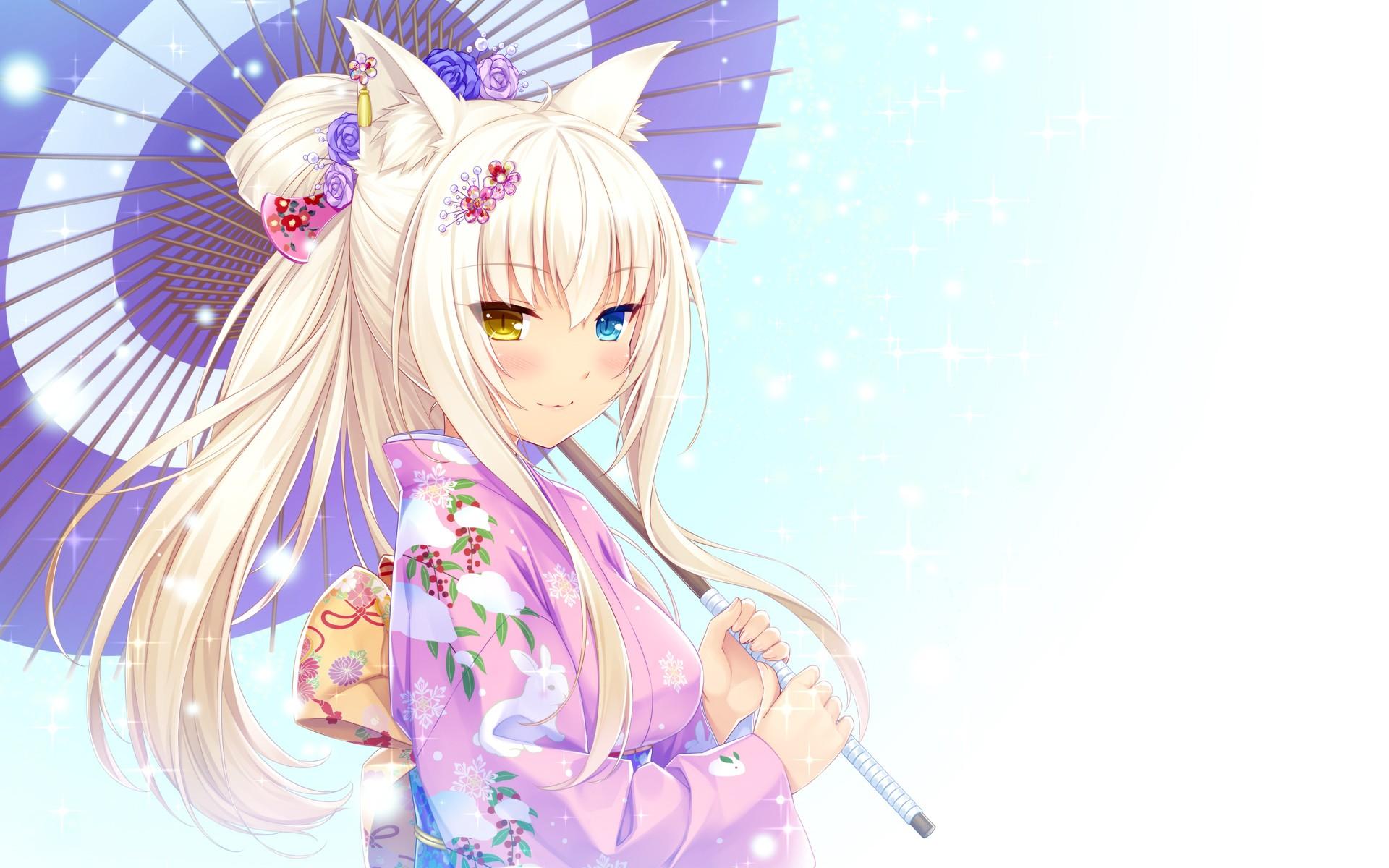 Anime-Cat-Girl-Wallpaper-HD-1